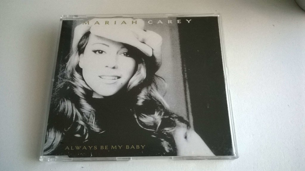 Mariah Carey ?- Always Be My Baby, CD, Maxi-Single