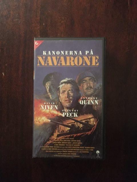 kanonerna på navarone film