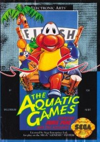 Aquatic Games (Komplett) (USA) (Beg)