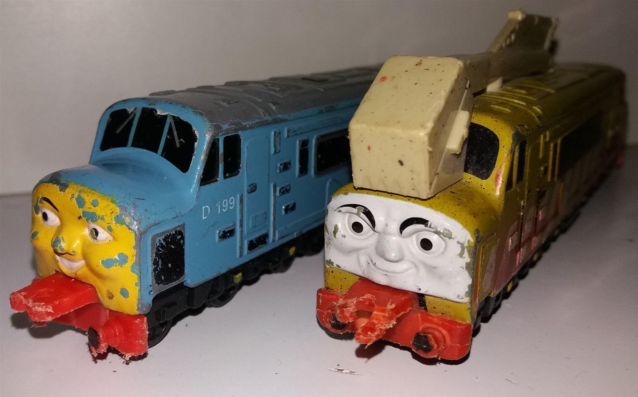 Thomas Tåget   (och) vännerna - Diesel10   D199.. (339792980) ᐈ Köp ... ea3aee14edbbe