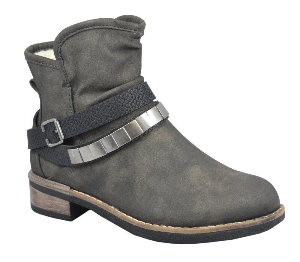 HELT NYA Rieker Varmfodrad Boots strl 39