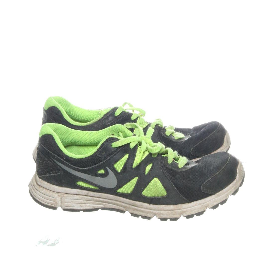 online store 615f6 ff226 ... official nike sneakers strl 375 svart gul d6c78 1de4f