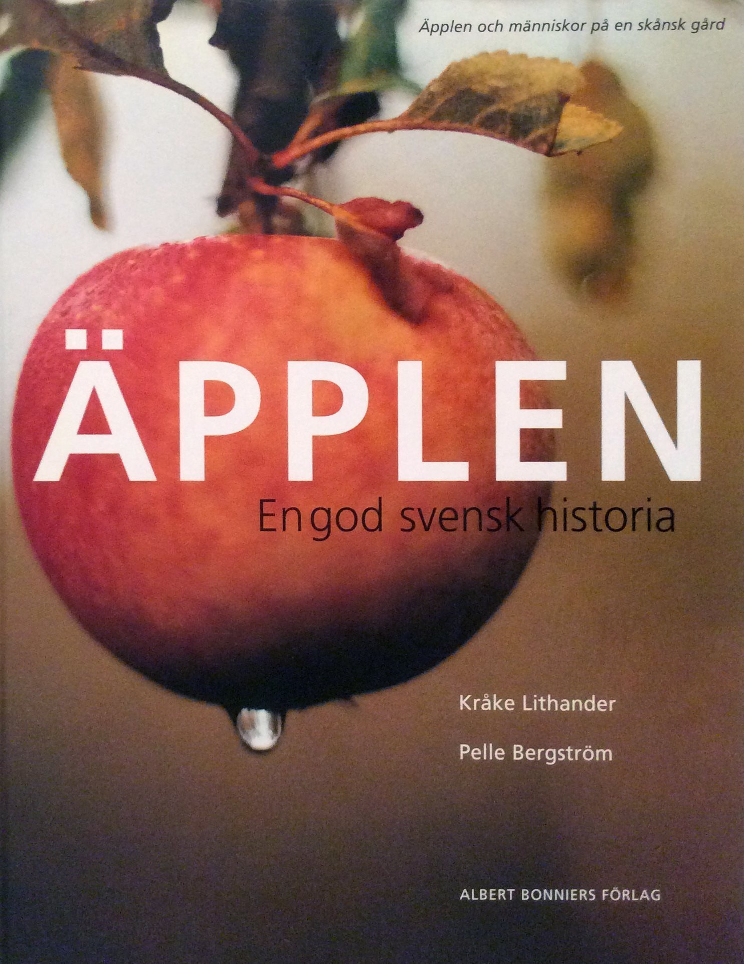 Äpplen - En god svensk historia Skåne!