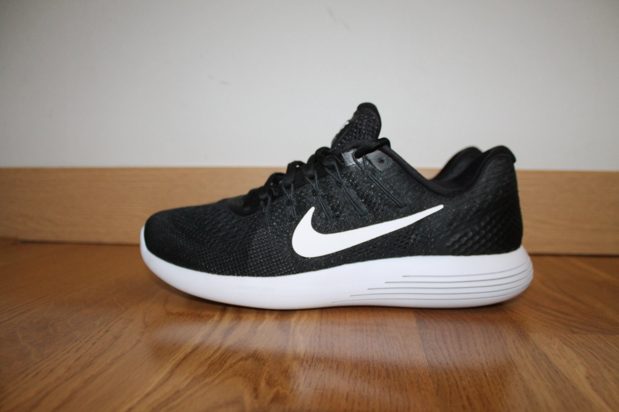 Nike Lunarglide 8 BlackWhite Anthracite