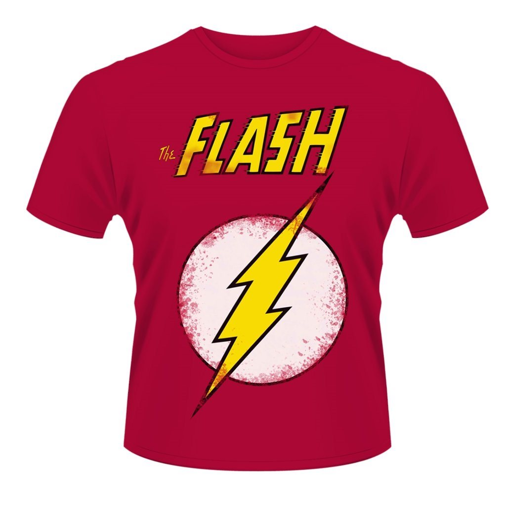 THE FLASH Old Logo T-Shirt - Large