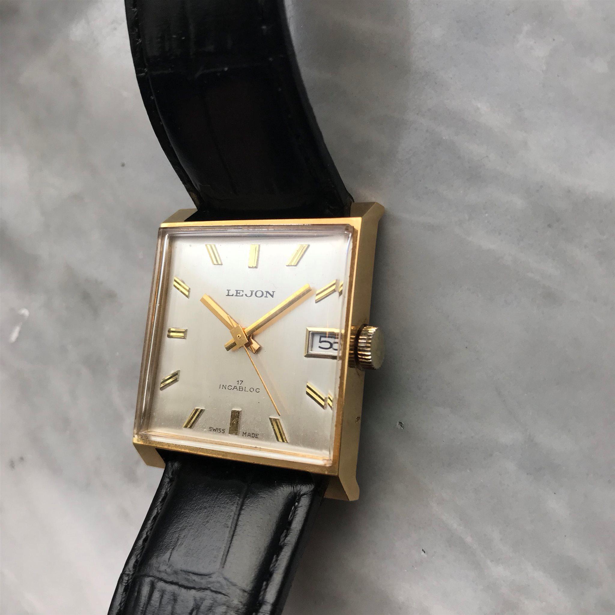 vintage klockor göteborg