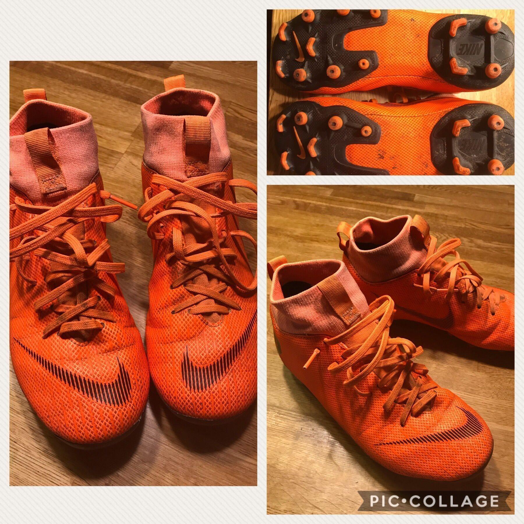 check out 7e142 e3aae Fotbollsskor Nike Mercurial storlek 35