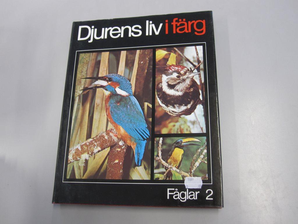 Djurens Djurens Djurens liv i färg 6 - Fåglar 2 56a983