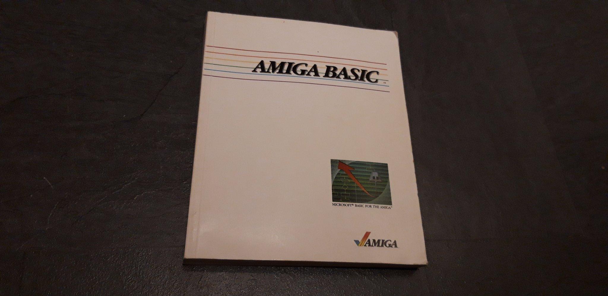 Amiga Abasic