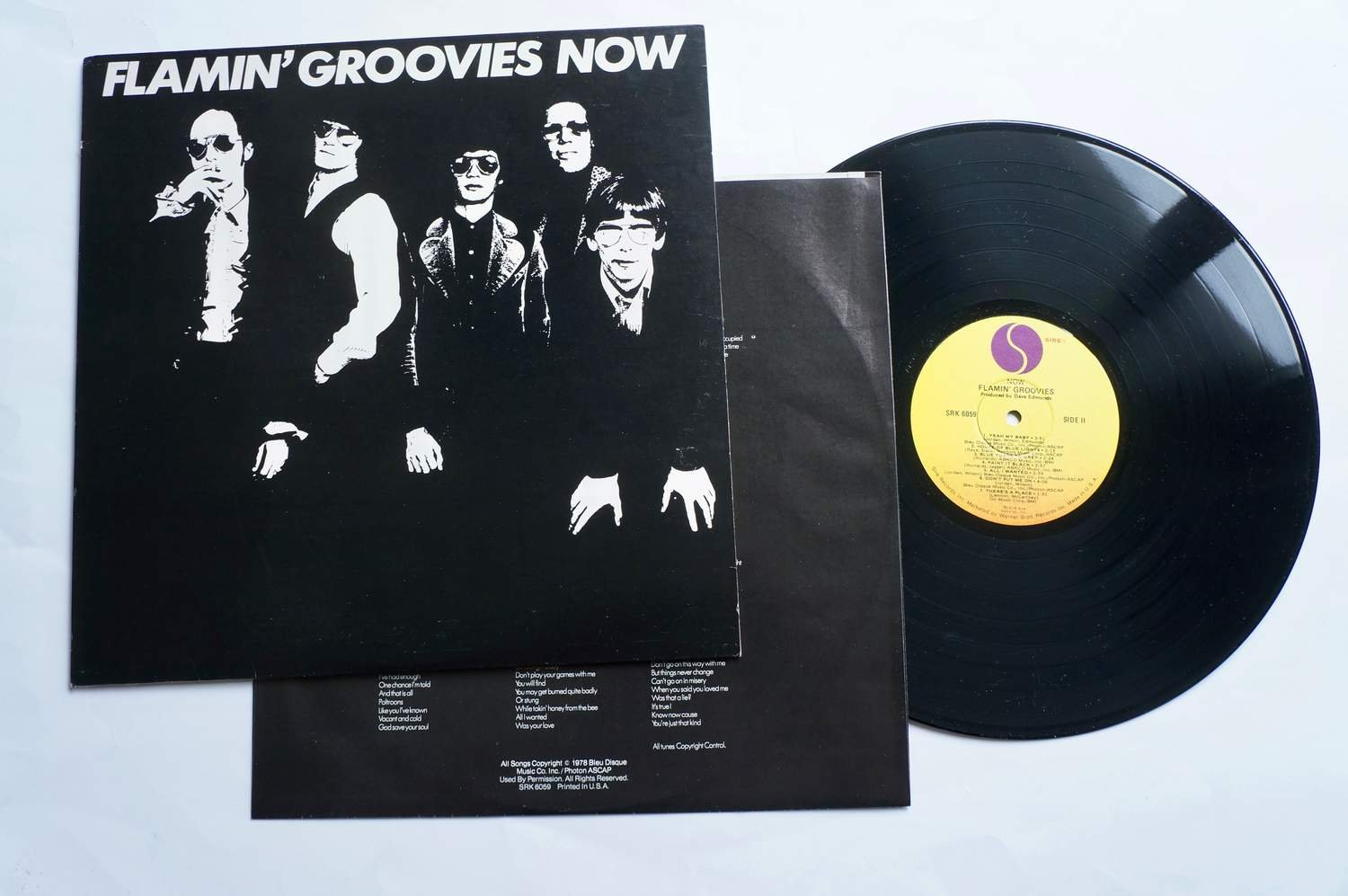 ** Flamin' Groovies ?– Now **