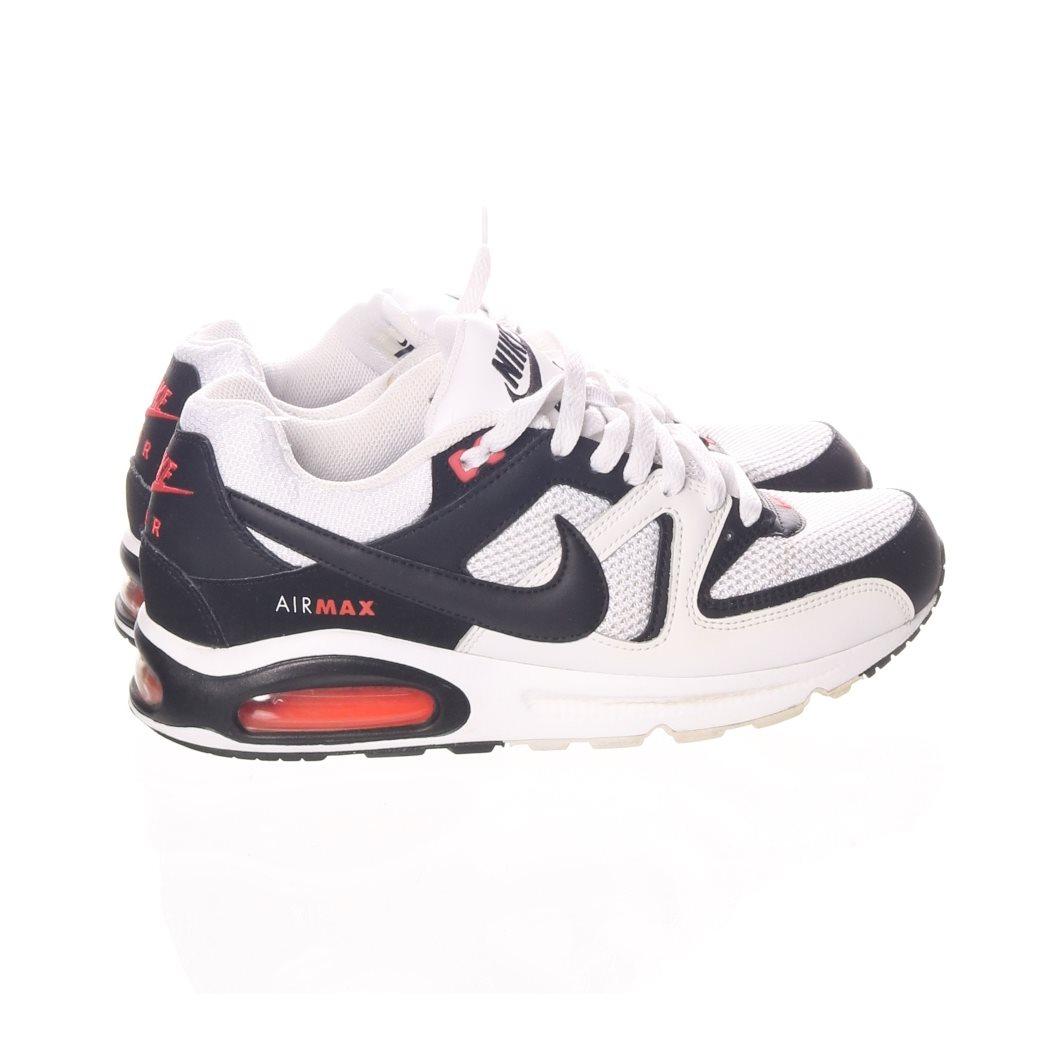 quality design 21f55 1f87d Nike Air Max, Sneakers, Strl  42, Vit Svart Röd,