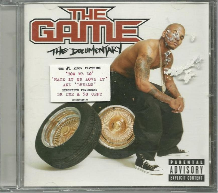 The Game - The documentary - 1sta skivan