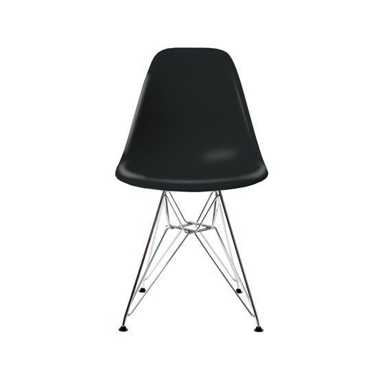 4 st Eames Plastic Side Chair