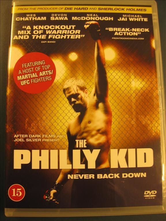 THE PHILLY KID (2012) - FIGHTING