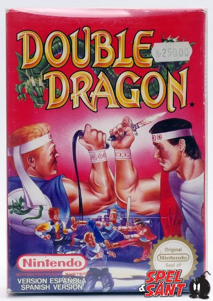 Double Dragon (inkl. Akrylbox & ESP Bergsala Version)