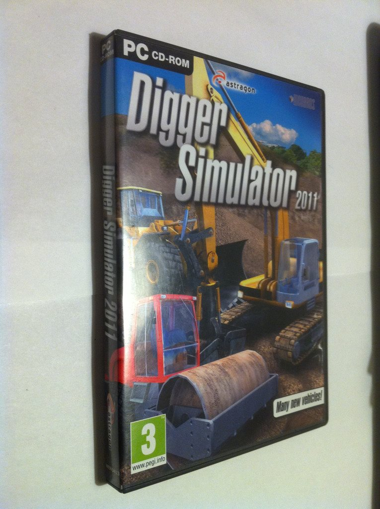 PC  Digger Simulator 2011 (322632657) ᐈ Köp på Tradera c82ec8ef1f164