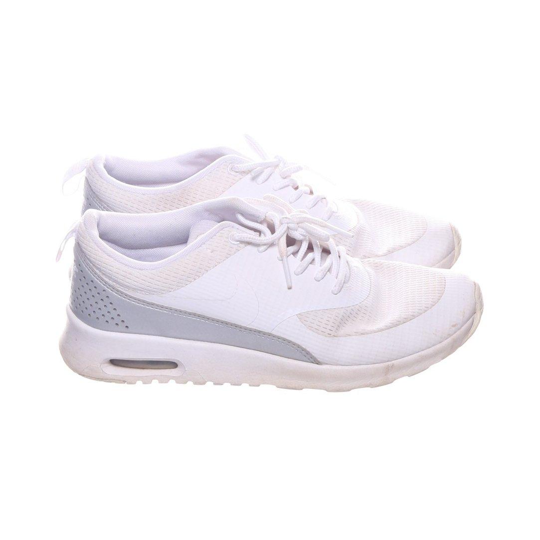 meet 00125 b307d Nike, Sneakers, Strl  38, Air Max Thea, Vit, ...