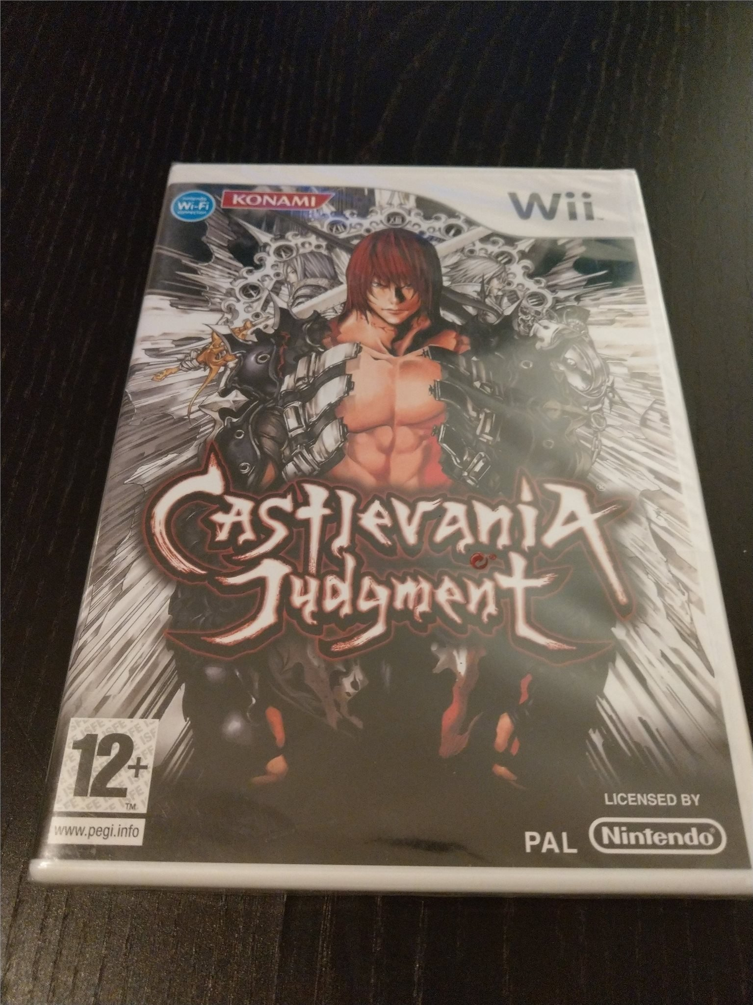 Castlevania Judgment (Wii, NYTT)