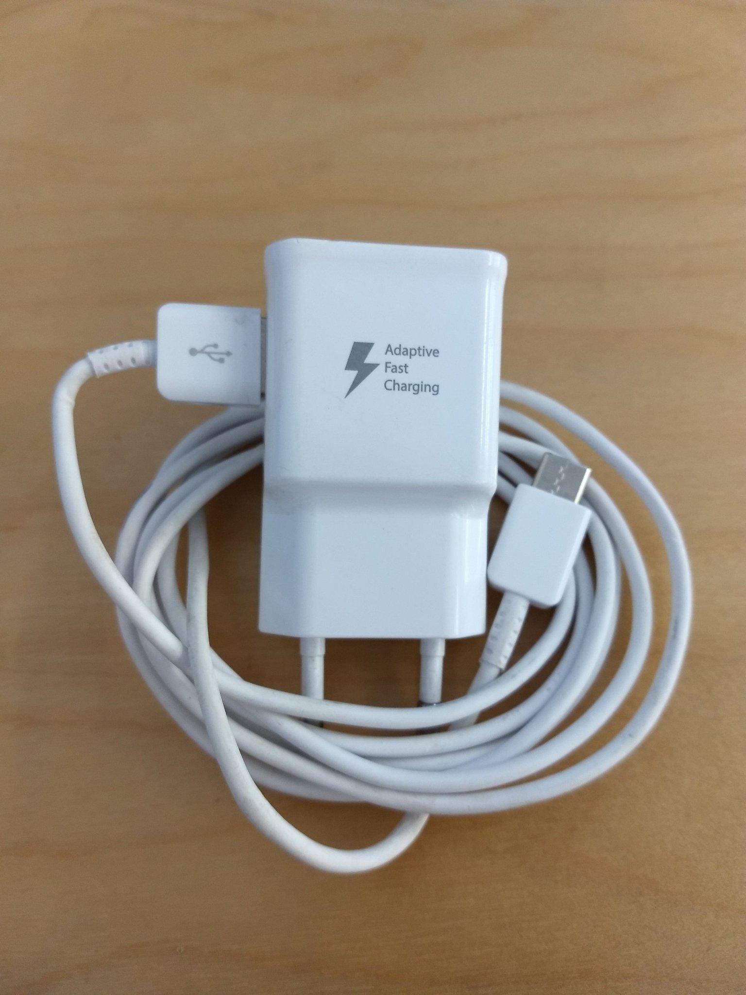 Samsung Original 2.0A USB laddare Micro USB Kabel Fast