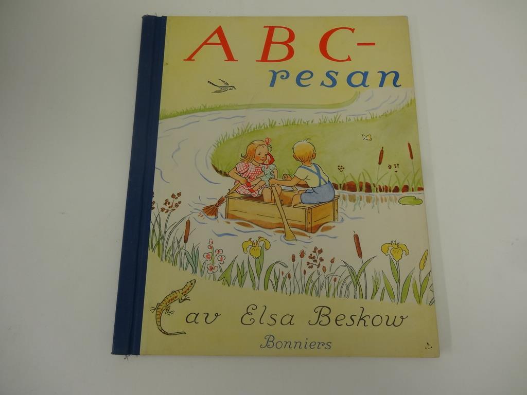 ABC - resan  Elsa Beskow