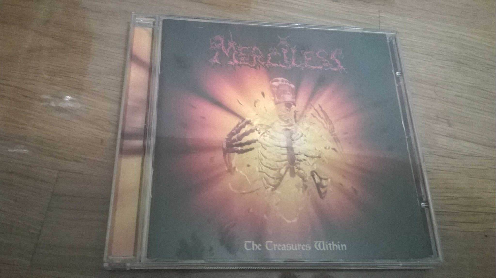 Merciless - The Treasures Within, CD