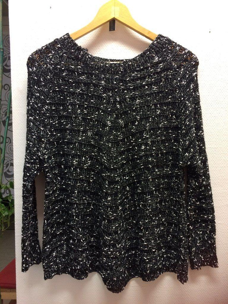 3840 tröja Damtröjor storlek på Snygg Dam stickad 4Tq77Y