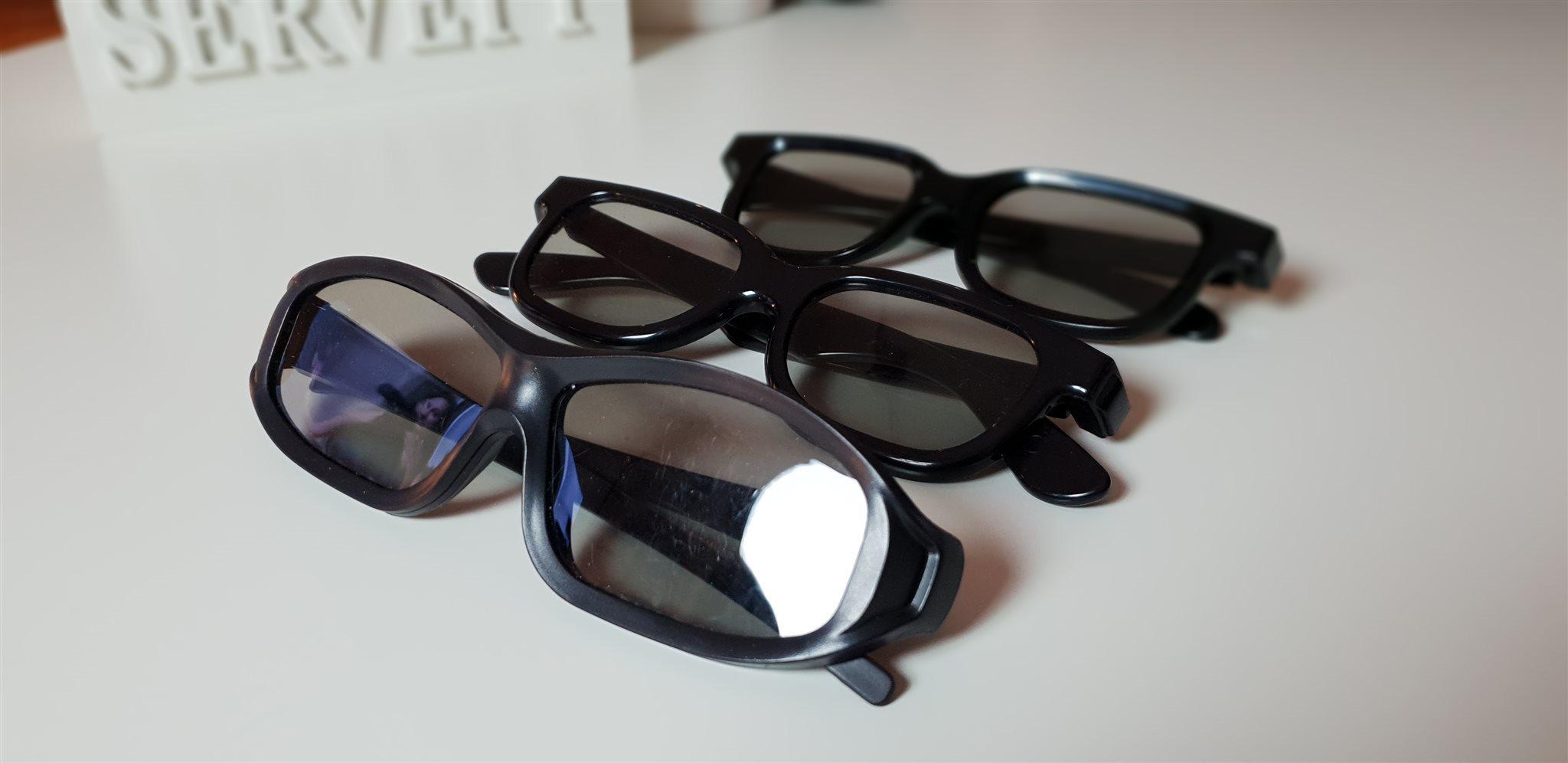 3-D Glasögon (336029339) ᐈ Köp på Tradera fe0a708a4cd85