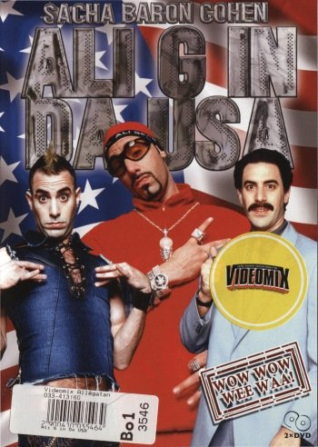 DVD - DVD - Ali G in da USA (2-Disc) (Beg)