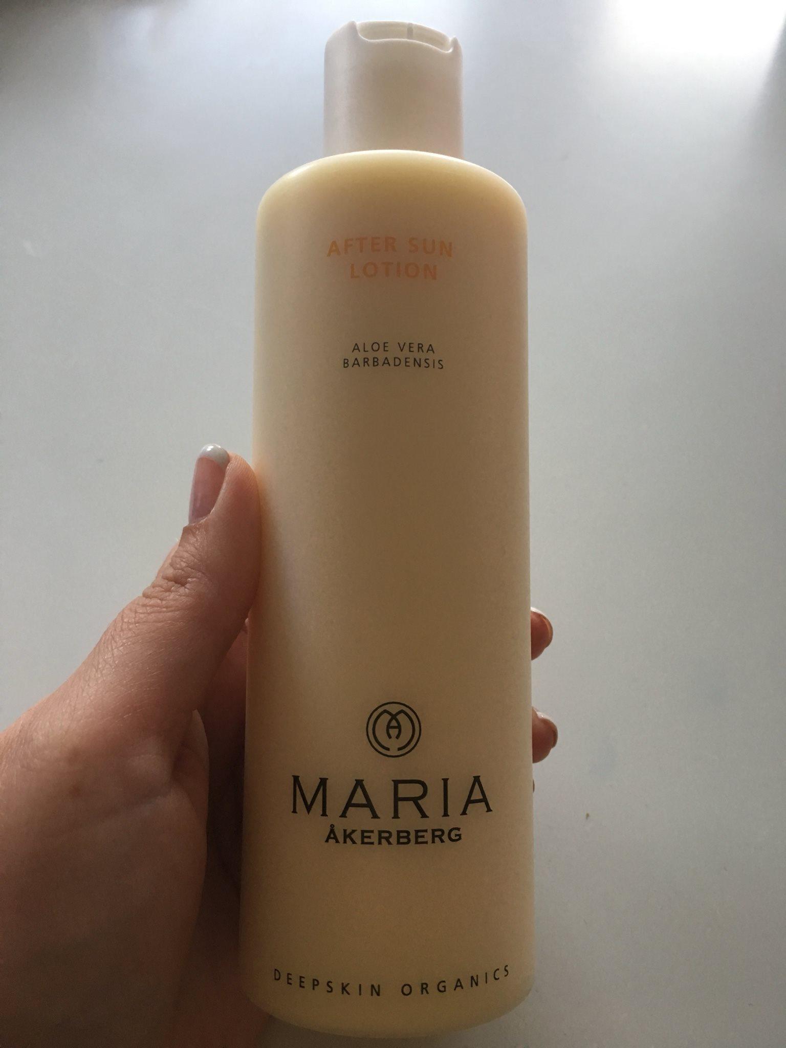 maria åkerberg after sun