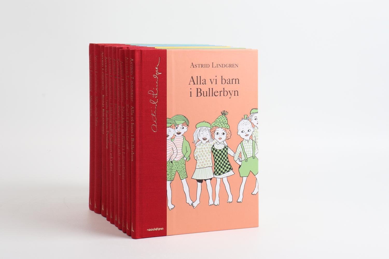 astrid lindgren boksamling