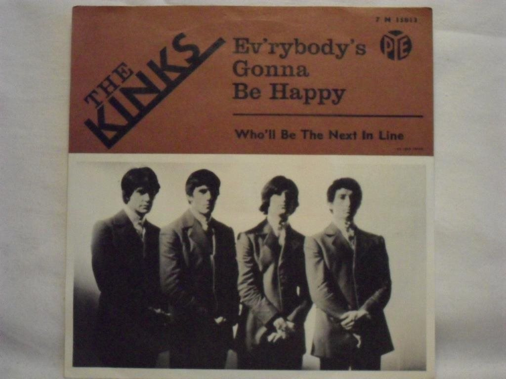 KINKS - Everybody's Gonna Be H...