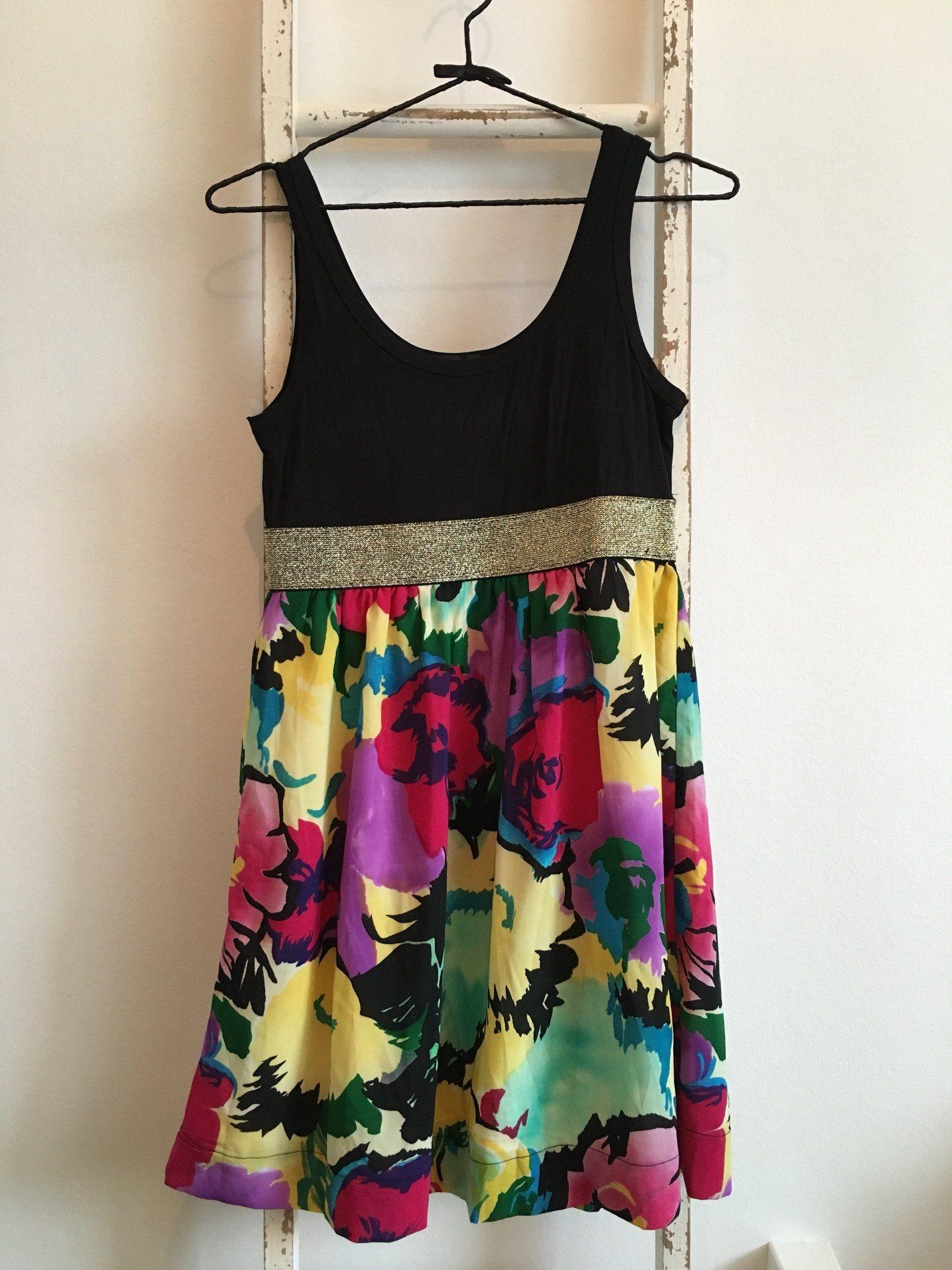 Mönstrad klänning från Forever 21 c17eacdd393de