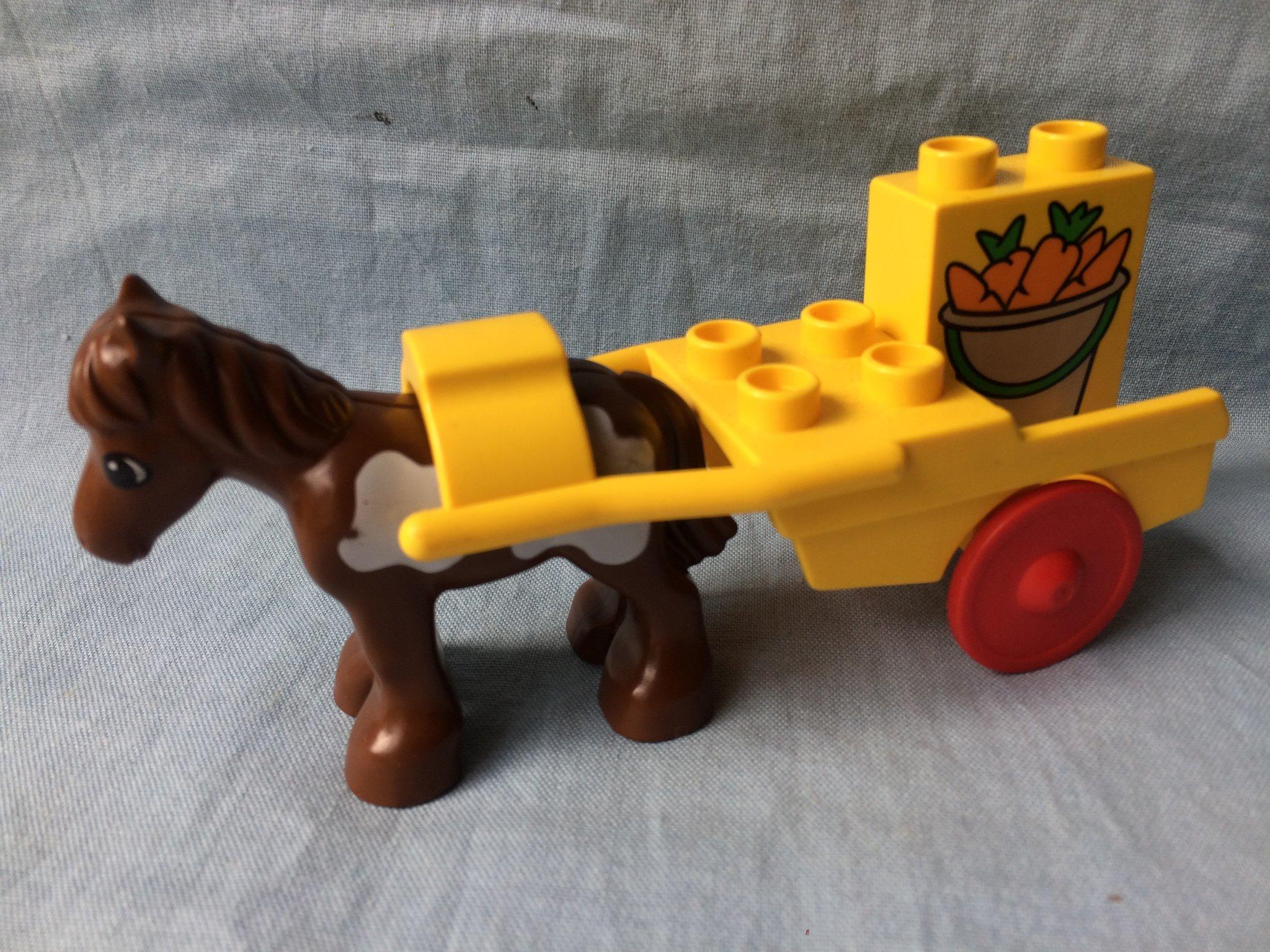 morötter till häst