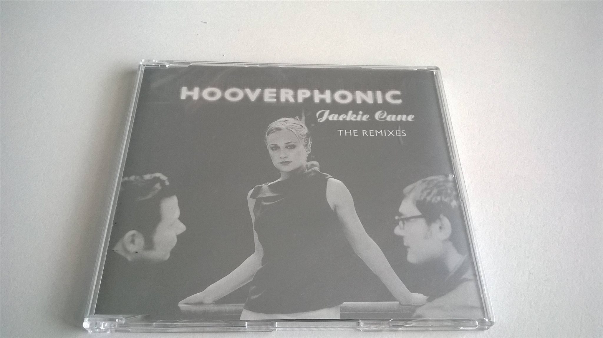 Hooverphonic ?- Jackie Cane (The Remixes), CD