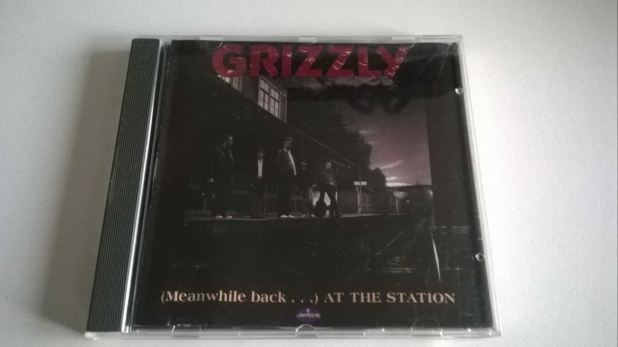 Grizzly - Meanwhile back... At The Station, CD