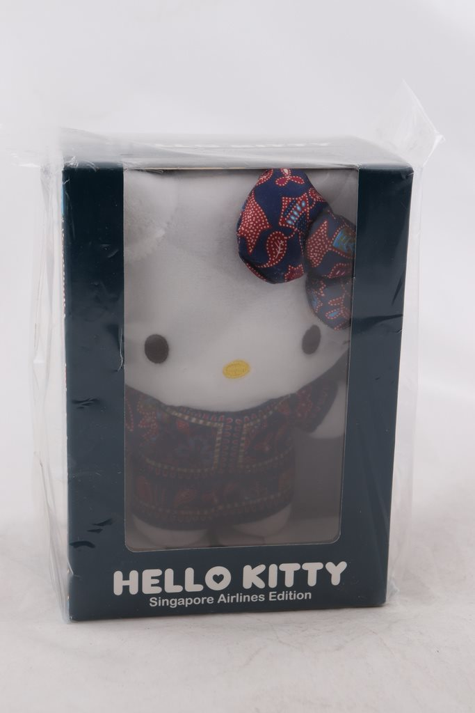 Mjukisdjur, Hello Kitty, Singpore Airlines Edition