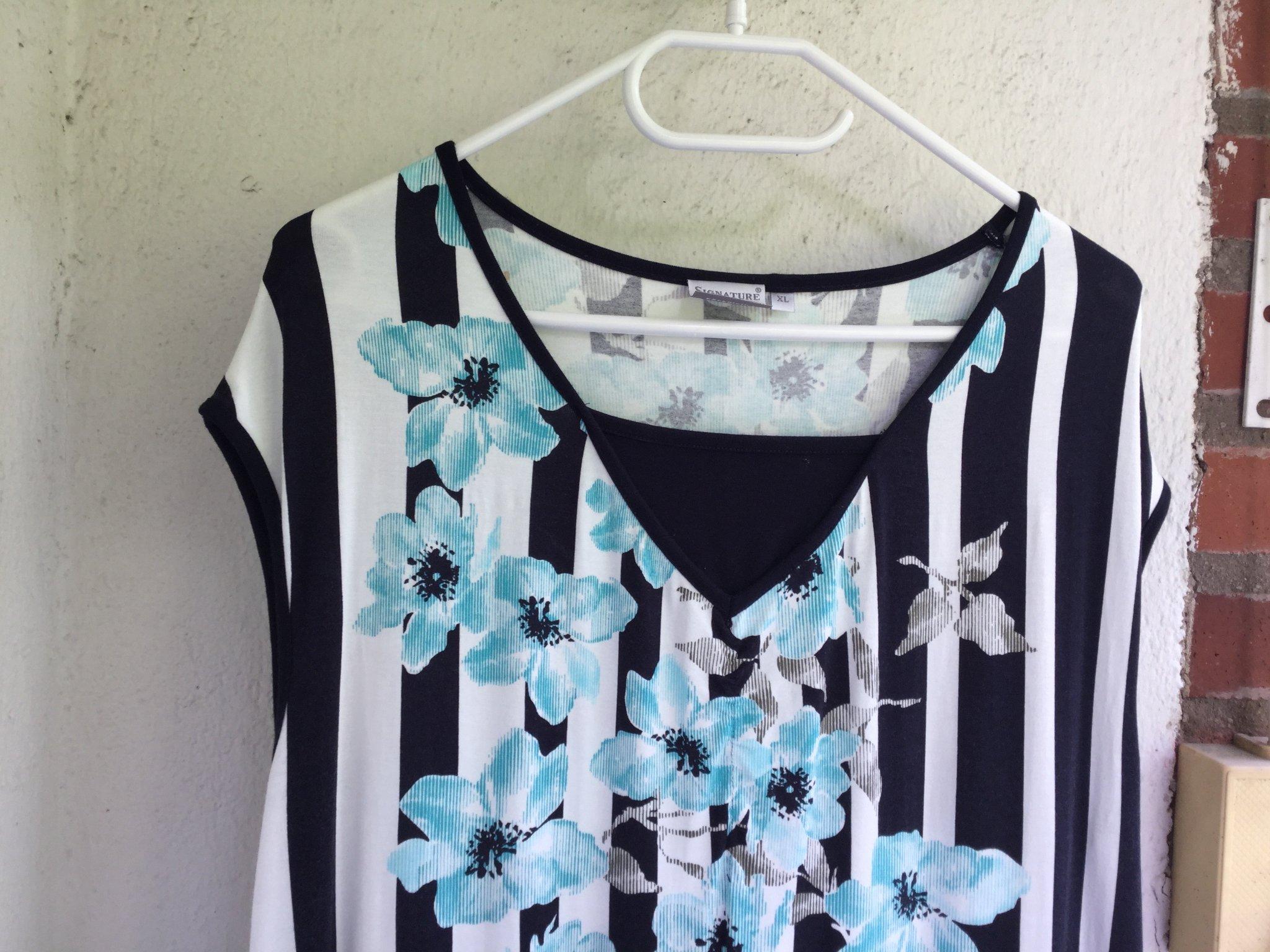 Signature klänning storlek XL. (404951596) ᐈ Köp på Tradera