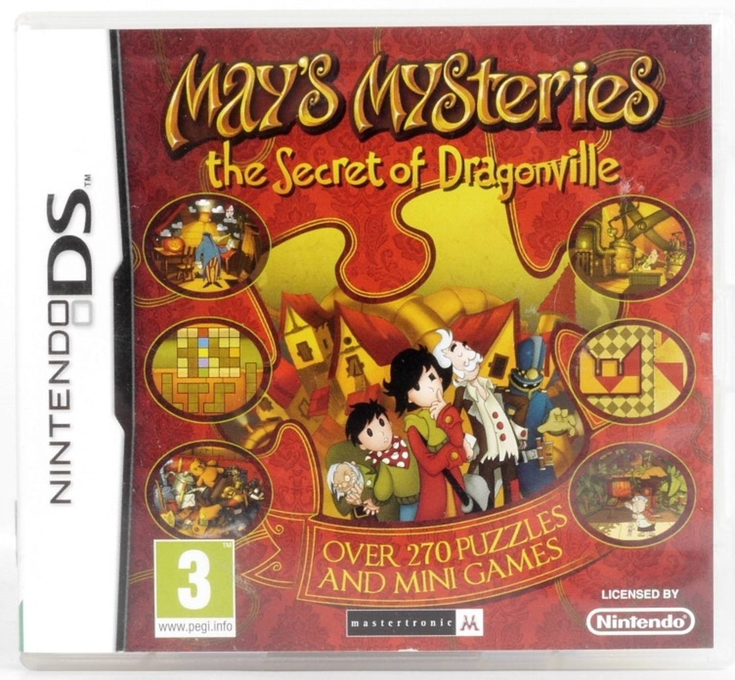 May's Mysteries: The Secret of Dragonville -