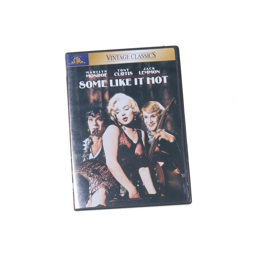 Some  like it hot, Film, DVD, Musik, Billy Wilder, 1959