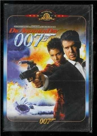 DIE ANOTHER DAY  -    JAMES BOND 007  -    NY, INPLASTAD DVD