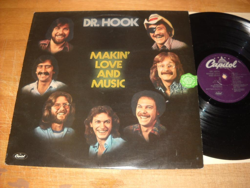 "Dr. Hook ""Makin' Love And Music"""