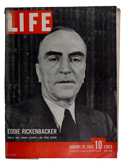 Life Magazine 25 Januari 1943