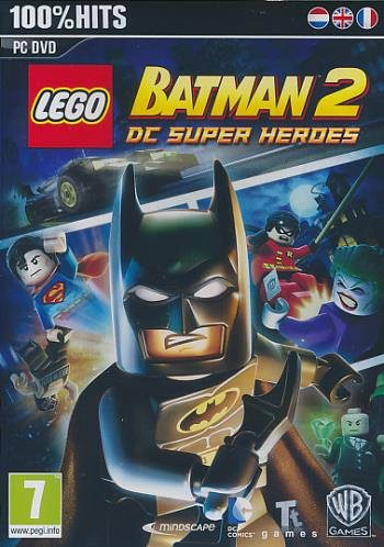 Lego Batman 2 DC Superheroes (PC)