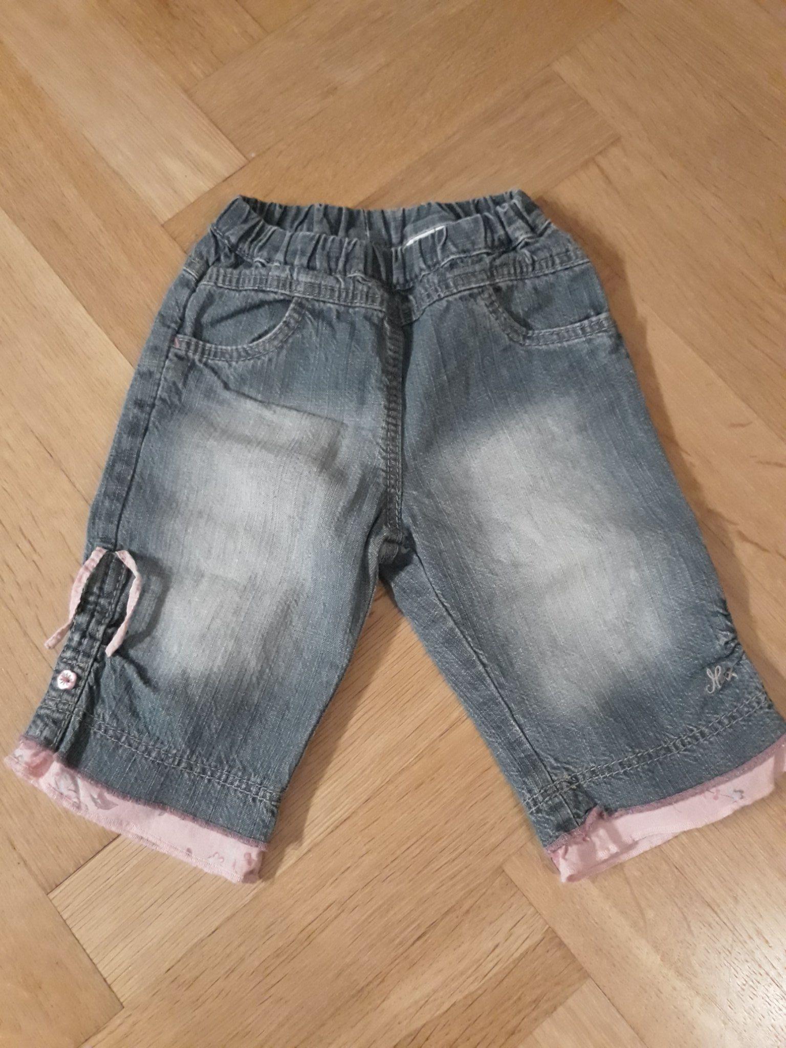 Jeans storlek 62 2-4 månader Nyfödd Bebis Byxo.. (339418053) ᐈ Köp ... 0a4ae1b2dc156