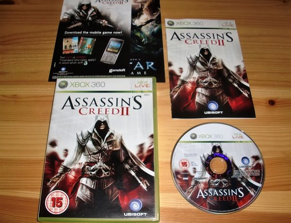 Xbox 360: Assassins Creed II 2