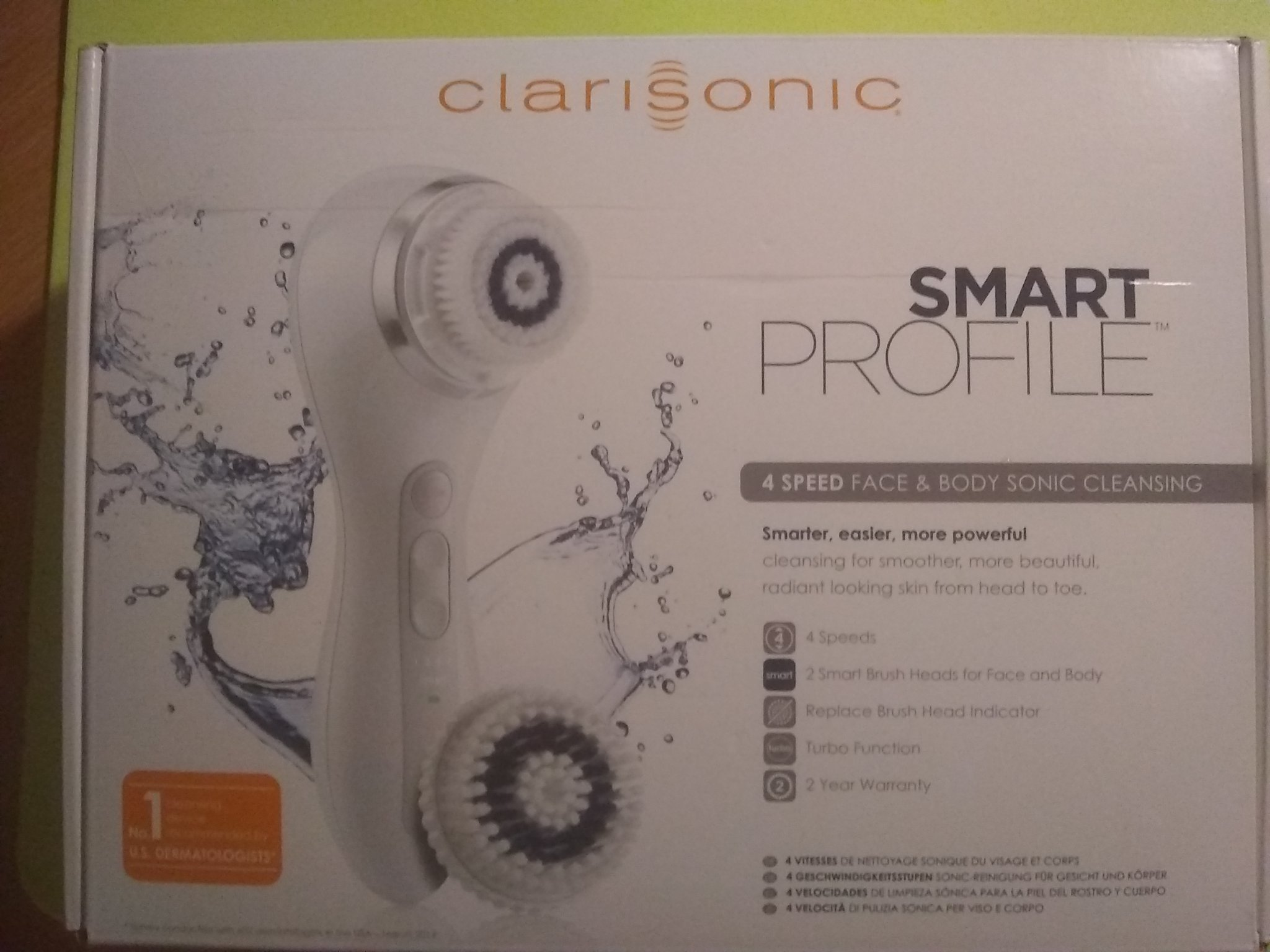 clarisonic smart profile sverige