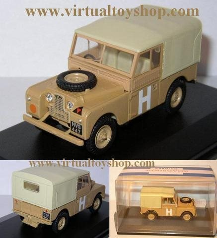 Land Rover 88 inch .......... MILITARY