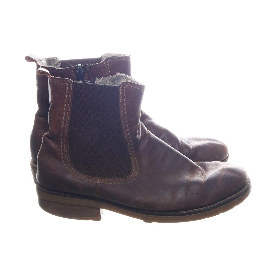 snygga bruna boots