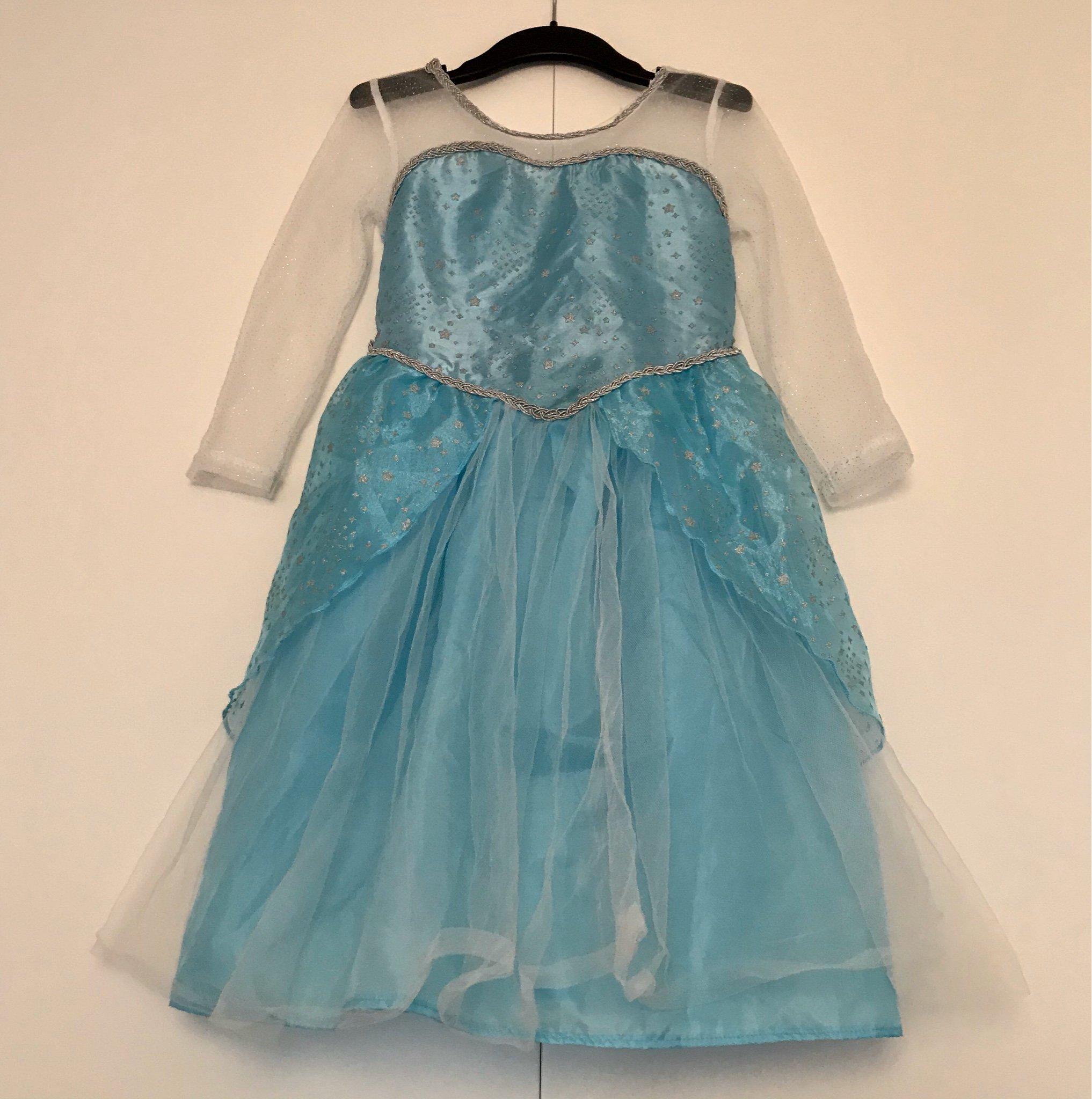 elsa klänning frost stockholm