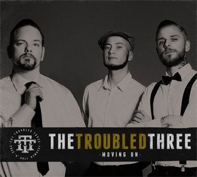 Troubled Three, The ? Moving On - CD